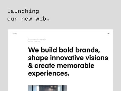 madebysoulmates.com website typography clean brand design