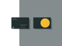 Dot — Business Cards