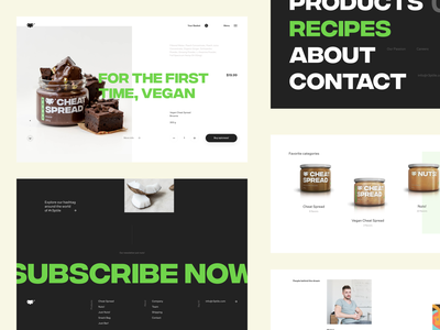 R3ptile.com — Ecommerce Site type minimal web editorial layout ux identity landing page website flat typography brand clean design