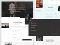 AA — CV Website