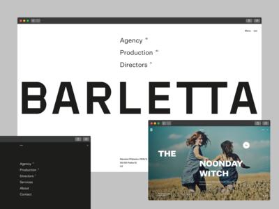 Barletta — Website live!