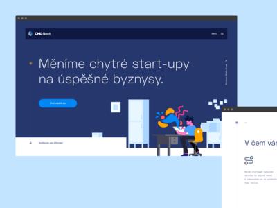 OMG Nest — Media Accelerator