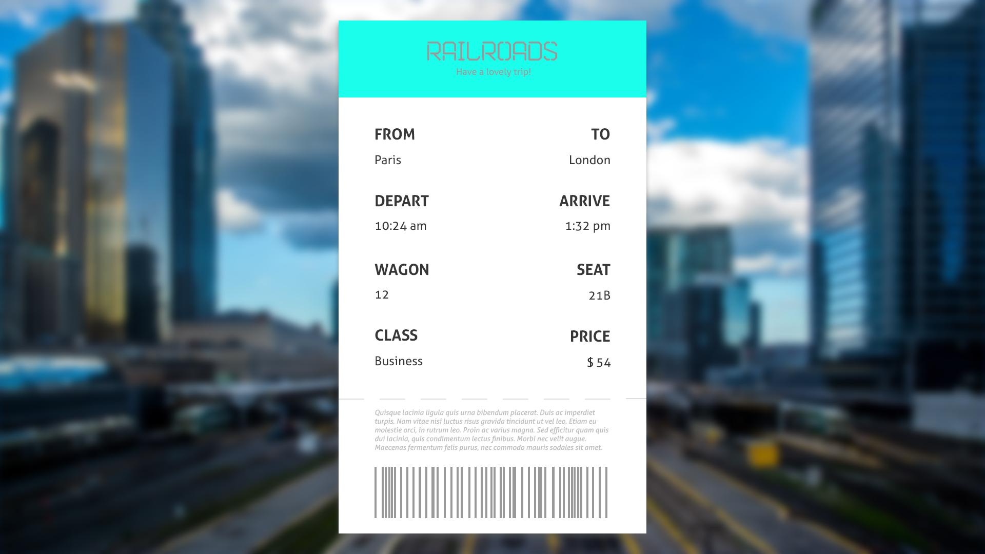 Ui 016 boarding ticket