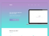 Oscr. Website