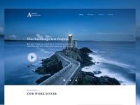 Ageless Development Website