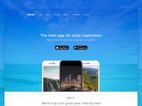 ideas Concept Website