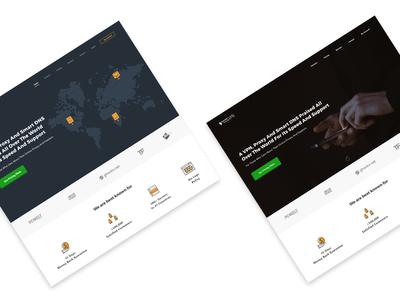 ibVPN - Redesign Concept