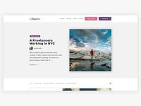 Blog Page Hero