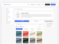 Architecture's Furniture Store - Fabrics
