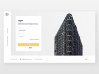 BT24 Banking Login Redesign