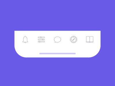 Tab Bar Animation
