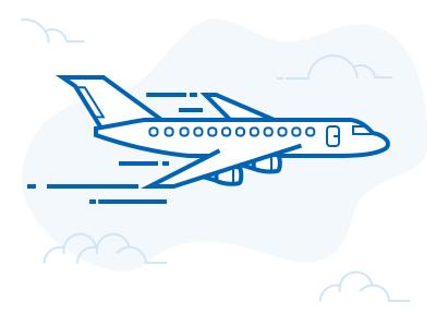 Illustration of Aircraft