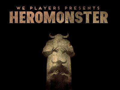HEROMONSTER ages dark medieval warrior shadow saxon anglo viking monster hero beowulf