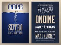 Ondine posters