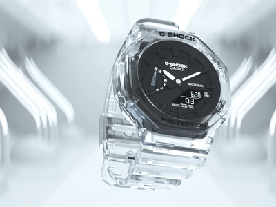 G-SHOCK design brand 3danimation 3d modeling logo aftereffects ae motion casio watch c4d animation