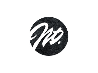 Nd n d monogram nd brand logotype customtype typography logo calligraphy type lettering
