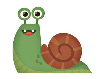 Snail evagalesloot skwirrol drb