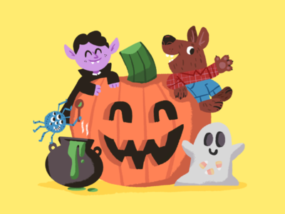 pumpkin! skwirrol