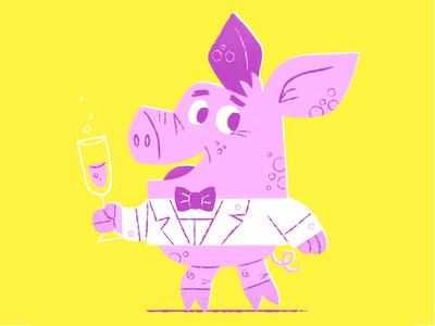 another little piggy