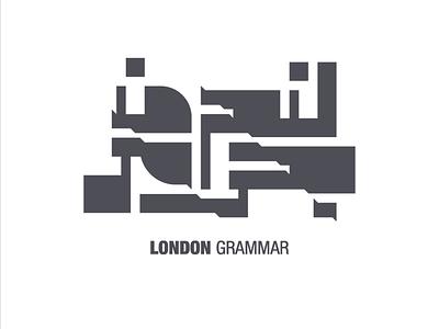 London Grammer تصميم arabic kufi calligraphy kufi arabic calligraphy arabic typography تايبوجرافي typography