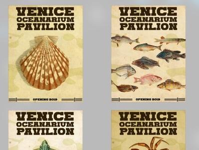 Venice Oceanarium Pavilion poster