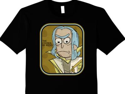 Council of Ricks Tshirt