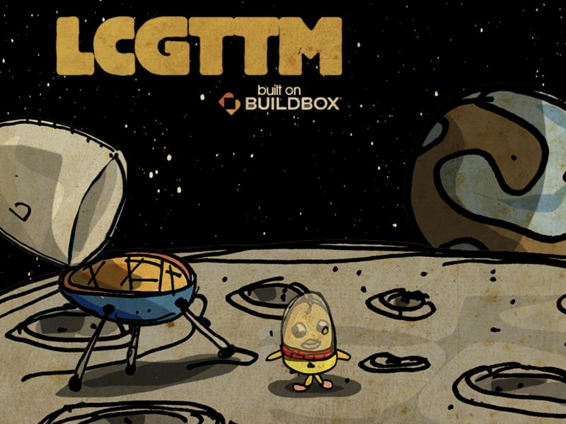 LCGTTM ios app design