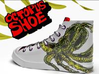 Octopus shoe