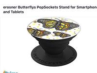 Butterflies for the popsocket win.