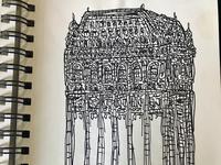 Illustrating nyc