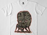 Kick ass monster shirt
