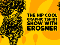 The hip cool graphic show