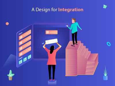 Integration Illustrations