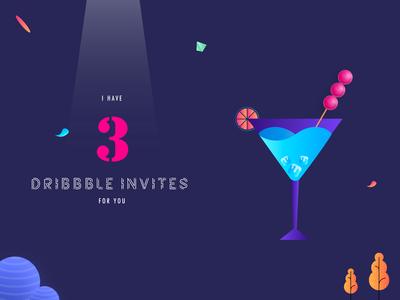 3 Invite