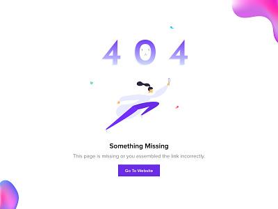 404 page Error find human not found page design 404 error 404 dribbble web ui illustration design