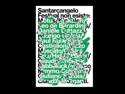 Santarcangelo poster