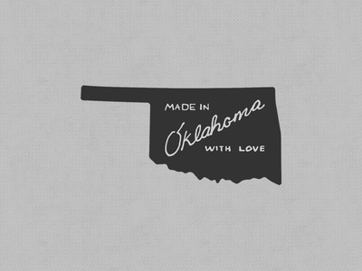 Made In Oklahoma - Dead Rooster Co. Packaging