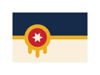 Tulsa Flag