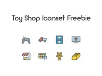 Toy Shop Icons