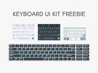 Keyboards UI Kit