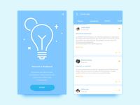 Forum App UI