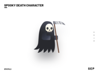 Halloween Death Character