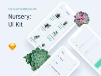 Nursery plant management App