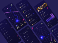 First preview of Throttle App