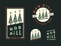 Nob Hill Christmas Tree Lot