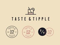 Branding for food & drink blog