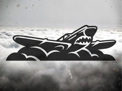 Warhawk Sticker