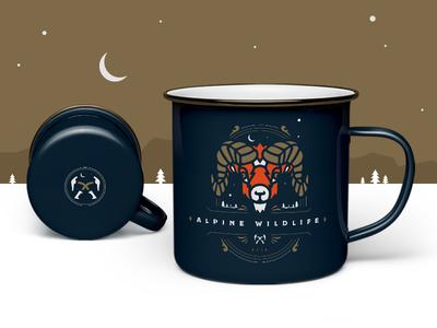 Alpine Wild Mug