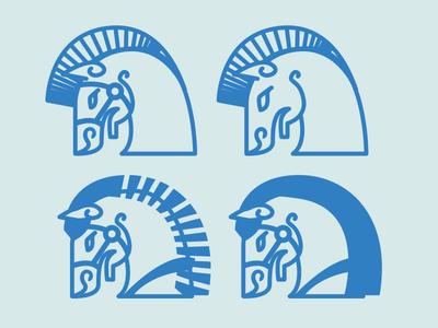 Horse Logo Explorations