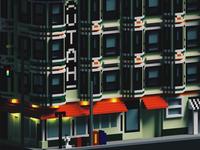 The Utah Hotel in SF
